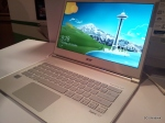Acer Aspire S7 running Windows 8